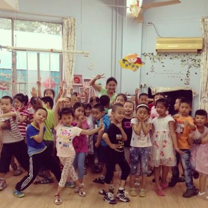 Lyanna Classroom
