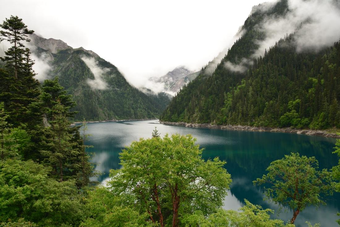 长海, Cháng Hǎi, Long Lake